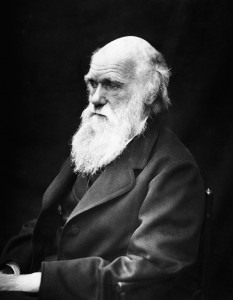 Charles Darwin (By J. Cameron, via Wikimedia Commons)