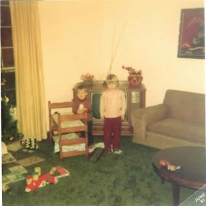The Christmas of Used Toys and Underwear (courtesy of Linda Dunn)