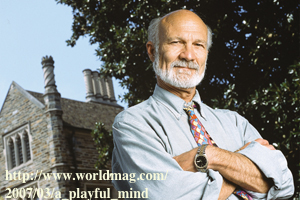 Stanley Hauerwas Duke University Photography© Chris Hildreth #0032