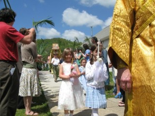 Palm Sunday 2008