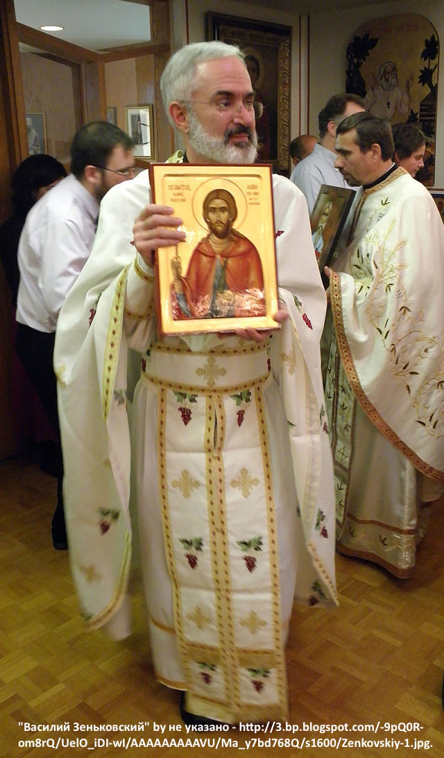 Fr. Thomas Hopko on the Role of the Priest in the Divine Liturgy